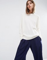 Asos 100% Cashmere Crew Neck Sweater