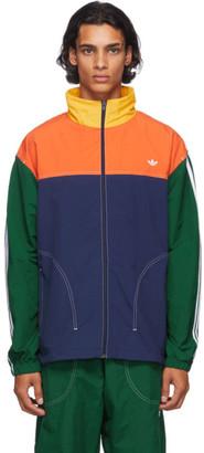 adidas Multicolor Summer B-Ball Windbreaker Jacket