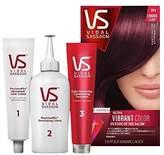 Vidal Sassoon Pro Series London Luxe Hair 3RV Magnetic Mahogany Kit