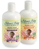 Nature's Baby Nature's BabyTM Organics Bubble Bath - Tangy Tangerine