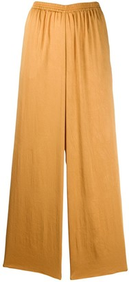 Forte Forte cropped track trousers