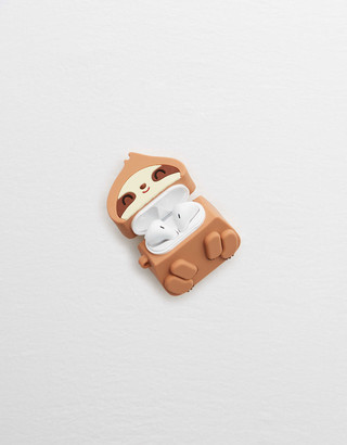 aerie Atny Silicone Sloth AirPod Case