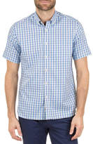 Blazer Hudson Short Sleeve Check Shirt