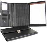 Royce Leather Padfolio File Organizer 750-8