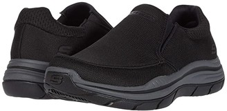 Skechers Relaxed Fit Expected 2.0 - Andro (Grey) Men's Shoes