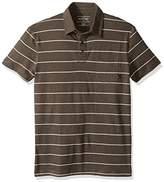 Quiksilver Men's Knolljet Stripe Polo