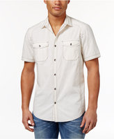 INC International Concepts Men's Dune Chambray Shirt, Only at Macy's