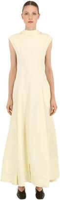Jil Sander Linen Dress