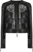 Martha Medeiros leather jacket