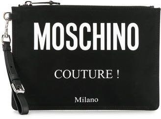 Moschino 'Moschino Couture!' clutch