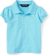 Ralph Lauren Girl Classic Cotton Polo Shirt