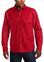 Woolrich Men's Tall Expedition Chamois Shirt
