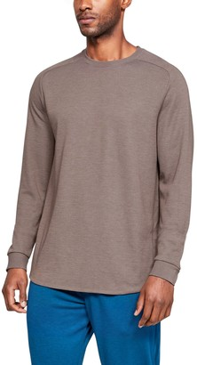 Under Armour Men's UA Recover Sleepwear Ultra Comfort Heavyweight Long Sleeve