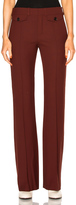 Chloé Stretch Wool Trousers