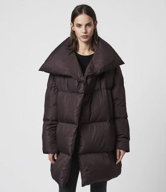 AllSaints Vrai Puffer Coat