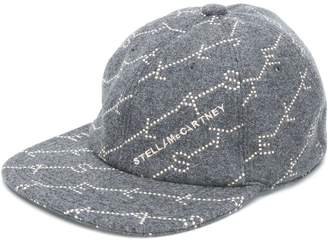 Stella McCartney monogram cap