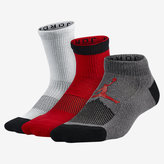 Nike Jordan Mesh Exclusive Waterfall Little Kids' Socks (3 Pair)