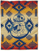 Pendleton Star Wars: The Force Awakens BB-8 Wool & Cotton Padawan Blanket