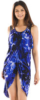 Chico's Hippie Chic Draped Cover Up Dress
