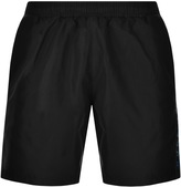HUGO BOSS Black Seabream Swim Shorts Black