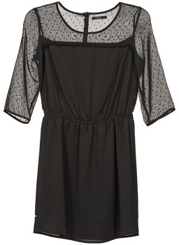 School Rag ROSALIA women's Dress in Black