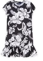 Ralph Lauren Floral Cotton Jersey Tee Dress