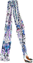 Roberto Cavalli 'Dreamcatcher' scarf - women - Silk - One Size