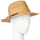 Merona Women's Panama Hat with Multi Tassels Neutral