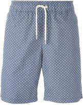 Soulland 'Fairplay' dotted shorts