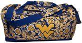 Viva Designs West Virginia Mountaineers Extra Large Duffel Bag