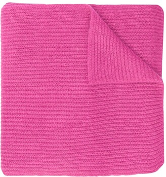 Rochas Knitted Scarf