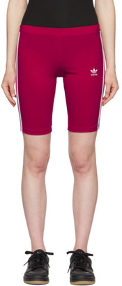 adidas Pink Adicolor Cycling Shorts