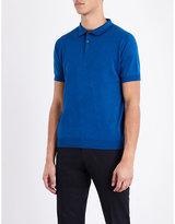 John Smedley Klerk Knitted Polo Shirt