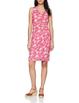 Joe Browns Women's Flirty Flattering Dress Pink A, 8 (Size:8)
