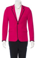 Saint Laurent Wool Two-Button Blazer w/ Tags