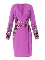 Diane von Furstenberg Violette dress