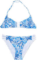 MC2 Saint Barth TEEN Amber bikini set