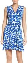 Leota Women's Perfect Faux Wrap Dress