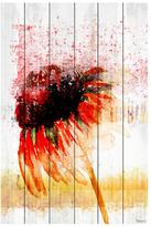Parvez Taj Flower 4 by Wood)