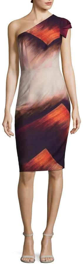 Black Halo Women's Amelie Sheath Dress