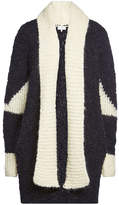 IRO Cardigan with Mohair and Wool