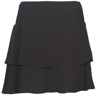 Only ONLMARIANA women's Skirt in Black