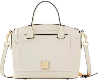 Dooney & Bourke Beacon Domed Satchel