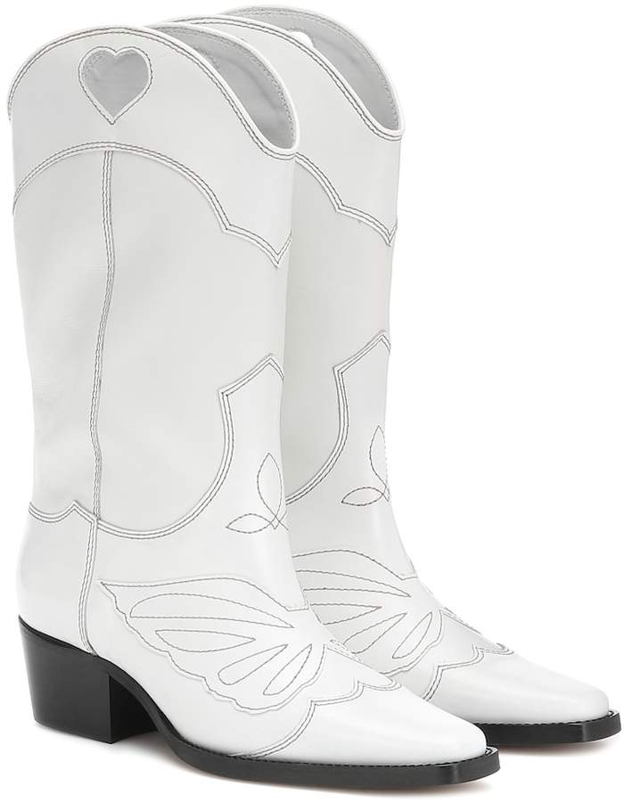 a3bc1660a2a Exclusive to Mytheresa leather cowboy boots