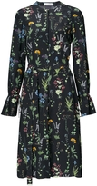 Altuzarra Leighton Silk Floral Dress