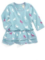 Hatley Infant Girl's Print Layered Dress