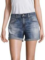 AG Jeans Hailey Ex-Boyfriend Denim Shorts