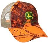 John Deere Men's Hunter Orange Mossy Oak Camo