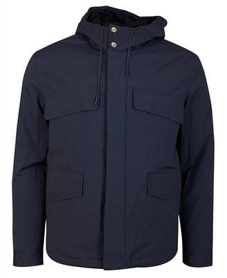 Kenzo Sport Hooded Parka Colour: BLUE, Size: SMALL