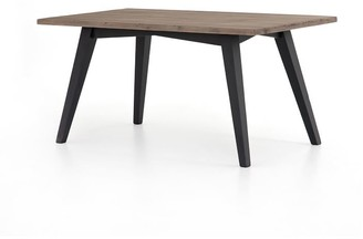 west elm Reclaimed Pine & Iron Dining Table